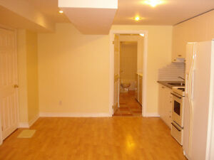 Large 1 Bedroom Basement Apartment in Aurora