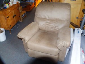 Fauteuil inclinable, Offre raisonnable accepter