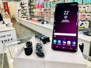 Genuine Galaxy s9 plus 64gb Purple tax invoice warranty