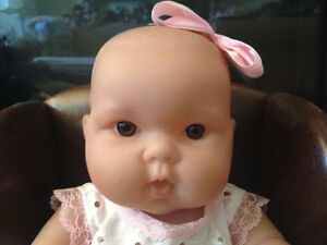 "BERENGUER (J C TOYS) Lots To Love Baby 14"" Pink London Ontario image 2"