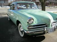 1953 STUDEBAKER CHAMPION parts for sale, Transmission ,Window