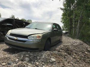 2005 Chevrolet Malibu  ** FOR PARTS ** INSIDE & OUTSIDE **