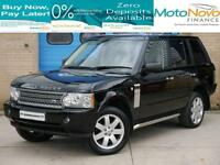 Land Rover Range Rover 4.4 V8 auto 2006MY VogueSE !!FINANCE FROM 306 PER MONTH!