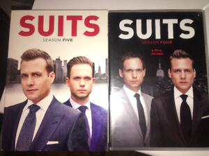 Coffret dvd series Suits neuf!