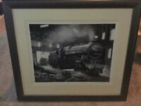 Steam engine by Anthony orme
