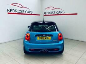 2015 MINI HATCHBACK 2.0 COOPER S 3DR AUTO [CHILI PACK]