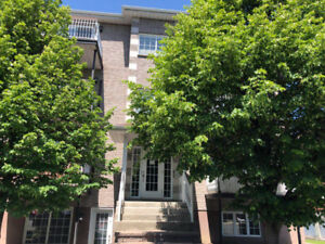 ***Lasalle Big 4 1/2 condo with furniture and parking***