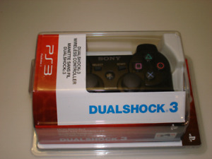 PlayStation 3 Controller Sealed Box