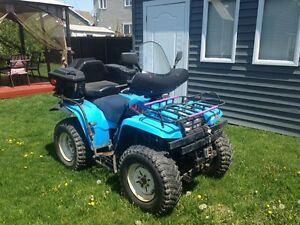 Yamaha big bear 4x4