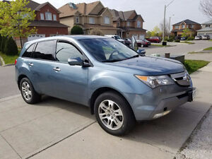 2008 Acura MDX Tech Package SUV, Crossover
