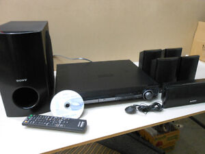 Sony Home Theater Surround Sound System