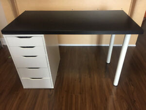 Ikea desk set