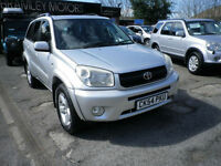 2004 Toyota RAV4 2.0 VVT-i XT3 4X4 * EXCELLENT 2 OWNER EXAMPLE *
