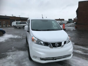 2017 nissan NV200automatique/38000km/438-993-7371/