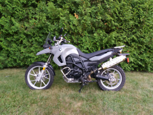 BMW F650gs 800cc Twin