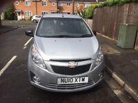 2010 Chevrolet Spark £30 year tax