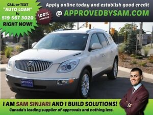 ENCLAVE CXL - APPLY WHEN READY TO BUY @ APPROVEDBYSAM.COM