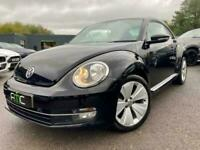 2014 Volkswagen Beetle 2.0TDI ( 140ps ) Sport **50MPG - Full History**