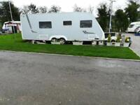 2008 Swift Conqueror 630 tourer includes awning and motor mover for sale CHEAP