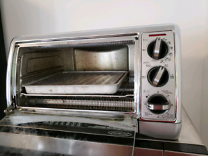 Stainless Steel Counter Top OVEN