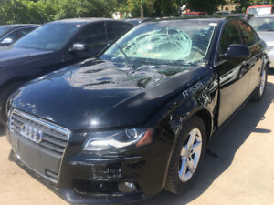 2009 Audi A4 with ONLY 71km just in for sale at Pic N Save!