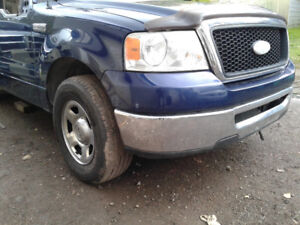 Front clip 2007 Ford F150