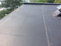 Labour for FLat Roofing Company