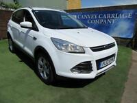 2013 Ford Kuga 2.0 TDCi Zetec Station Wagon Powershift 4x4 5dr
