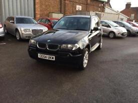 BMW X3 3.0i auto 2004 i Sport 5DR
