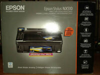 like new printer Epson Stylus NX510 All in one