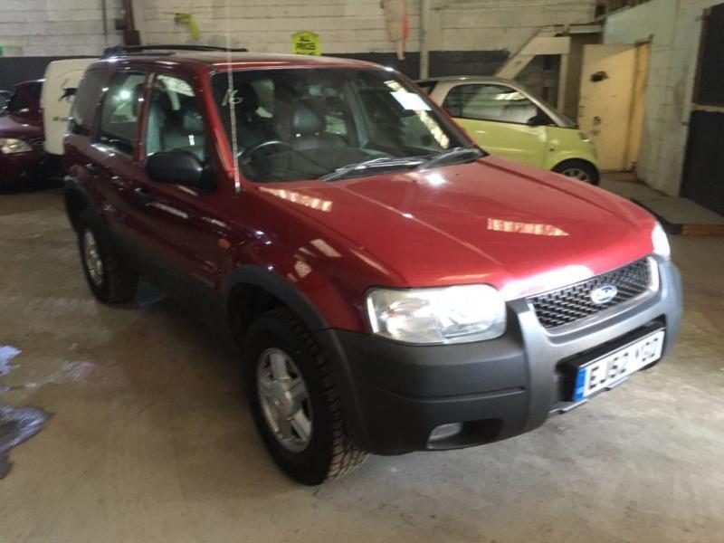 2002 Ford Maverick 2.0 XLT 5dr 5 door Estate