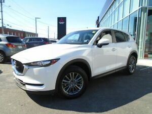 2018 Mazda CX-5 GS COMFORT HEATED WHEEL SUNROOF