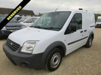 2010 FORD TRANSIT CONNECT T200 SWB 1.8 TDCI DOG VAN 47106 MILES FROM NEW DIESEL