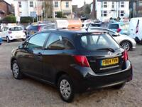 TOYOTA YARIS VVT-I ACTIVE 2015 998cc Petrol Manual