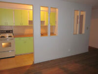 Two bedroom and den- affordable rent in a quiet building