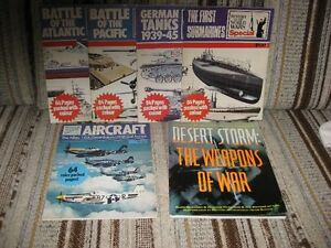 LIVRES DE GUERRE - HISTORY OF THE WORLD WARS ET VHS DE GUERRE