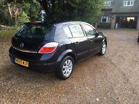 Astra 1.6 petrol 2005