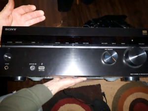 Sony Multi Channel Receiver