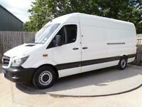 2014 MERCEDES Sprinter 310 Cdi LWB H/R LWB Panel Van Diesel Manual