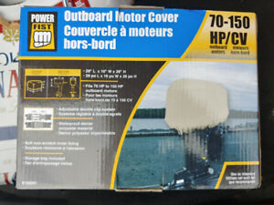 Outboard Motor Cover (Brand New in Box)