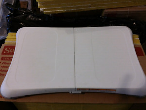 WII fit board for sale In great shape hardly used.