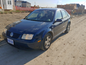 VW Jetta GLS, one owner, low km