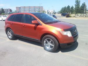FORD EDGE 2007 AWD 4x4 SEL TOIT PANORAMIQUE
