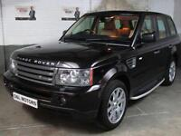 2009 LAND ROVER RANGE ROVER SPORT 2.7 TDV6 AUTO HSE * Htd.Elec.Leather * SAT.NAV