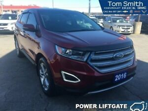 2016 Ford Edge Titanium  LEATHER/SUNROOF/BLUETOOTH
