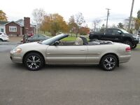 2004 Chrysler Sebring LX Convertible TRADE WELCOME
