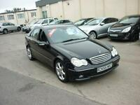 2006 Mercedes-Benz C320 3.0TD CDI 7G-Tronic Sport Edition Finance Available