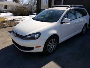 Volkswagen Golf comfortline WAGON 2011