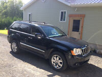 2008 Jeep Grand Cherokee Limited 3L Diesel