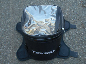 Teknic Expanable Magnetic Tank Bag: $50 obo.